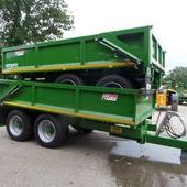 New Jpm 14 Tonne Multi Purpose Dump Trailer... Maidstone