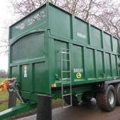 Bailey 16t Mono With Silage Kit, Ex Hire (2015) ... Boston