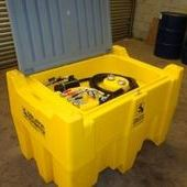 440 Litre Diesel Portable Fuel Tank ... Boston