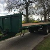 2006 Bailey 14 Tonne Flat... Boston