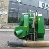 Second Hand John Deere Mcs580h Collector ref:3256 ... Burnley