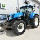 New Holland T7. 250... Thame