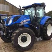 New Holland T7. 210... Witney