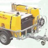 Dirt Driver Trailer Mounted Diesel Powered Hot Washer - Model Ndhm.30/st ... Tewkesbury