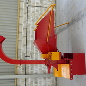 8 Inch Wood Chipper