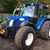 New Holland Tl100a... Thame