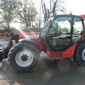 Manitou Mlt 735 Ps Telehandler... Maidstone