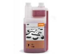 Stihl HP 2-Stroke Oil - 1 litre Oil Measure bottle
