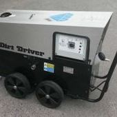 Dirt Driver Sapphire - Hot & Cold Pressure Washer ... Tewkesbury