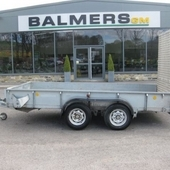 Second Hand Ifor Williams Gd126 Trailer ref: 3447... Burnley