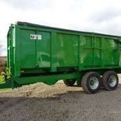 Used Triffitt 18 Tonne Trailer... York