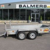 Second Hand Bateson Trailer ref:3321 ... Burnley