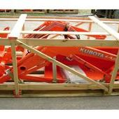 Kubota Tractor Loader, Kubota Tractor Front loader B series tract...