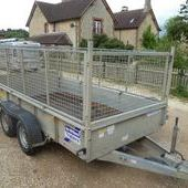 Ifor Williams Gd10x5 Trailer... Swindon
