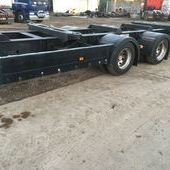 Drawbar Demount Chassis... Lincoln
