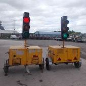 Miscellaneous: Traffic Lights... Omagh