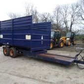 Foster 8 Tonne Load Master Tipping Trailer... Maidstone