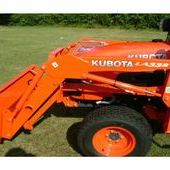 Kubota Loader To Fit Kubota Compact Tractor Front Loader With Buc...