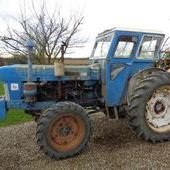 Used Roadless Ploughmaster 95 4wd Tractor ... York