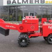 Fsi D30-470 Stump Grinder ref: 3193... Burnley