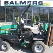 Second Hand Ransome Parkway 2250 Plus Triple Mower ref: 3411... B...