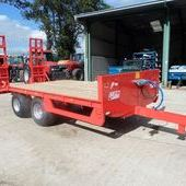 Jpm 8 Tonne Midi Low Loader Trailer... Maidstone