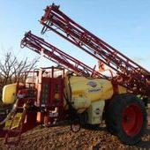 Used Hardi Commander 24m Trailed Sprayer ... York