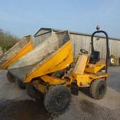 Thwaites 3 Ton Dumpers... Swindon