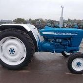 Farm Tractors: Ford 4600... Omagh