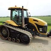 Used Cat Challenger Mt765... York