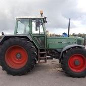 Farm Tractors: Fendt 312lsa... Omagh