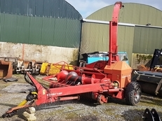 Taarup 10X Silage Harvester