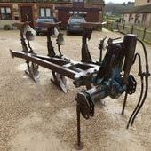 Ransomes Ts110 Plough... Swindon