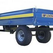 Fleming Tr Tipping Trailer ... Witney