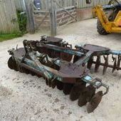 Parmiter Disc Harrows... Swindon