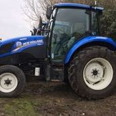 New Holland T4. 65... Witney