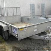 Ifor Williams 10 x 6 Plant Trailer... Newtownards