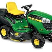 John Deere X155r Ride On Mower ... Bristol