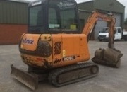 hanix digger for sale