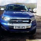 FORD RANGER 2. 2TDCI LIMITED