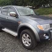 2006 Mitsubishi L200 2. 5 DI-D Animal Pick Up