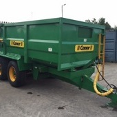 2010 Conor 11 ton trailer