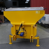 Vale MS1500 salt spreader