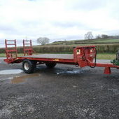 NC Low Load Trailer