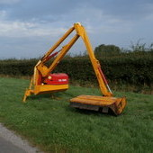 Twose TS586 Hedgecutter