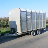 Ifor Williams DP120