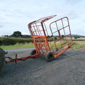 Ritchie Bale Carrier