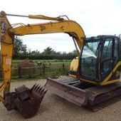 Jcb Jz70 Zts Tracked Digger... Swindon