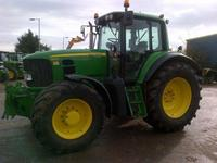 Rea Valley Tractors Newport