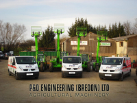 P & D Engineering (Bredon) Ltd